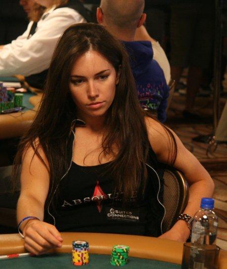 List of female poker players